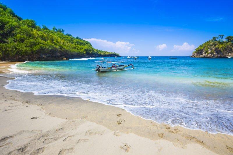 Relax At The Beautiful Beaches Of Penida Island On The Penida Island Tour From Ubud, Sanur, Nusa Dua, Tanjung Benoa, Seminyak