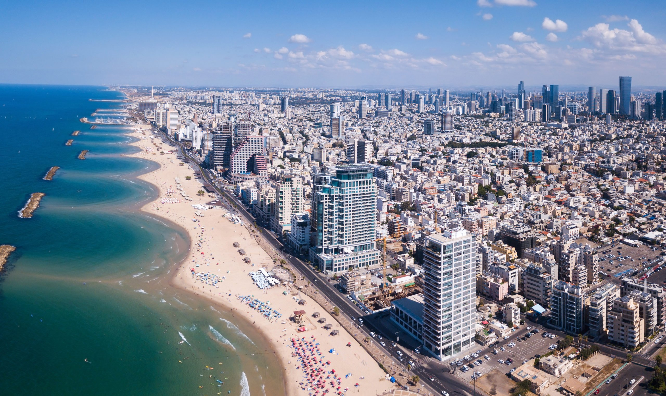 Relax In Tel Aviv On The Enjoy A Day Tour Of Abu Dhabi On The 11 Day Israel Dubai And Abu Dhabi Package Tour Scaled