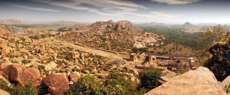 Sacred And Royal Trail Sin Hampi In Our Bewitching Ruins Of Hampi & Badami Tour