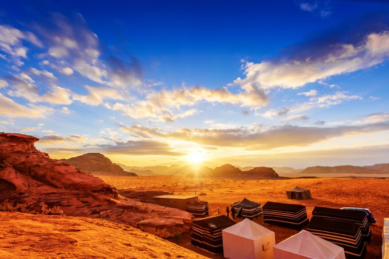 Stay Overnight In Wadi Rum