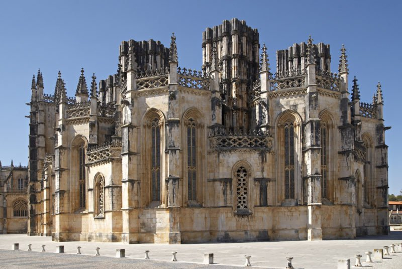 Stop At The Monastery Of Batalha