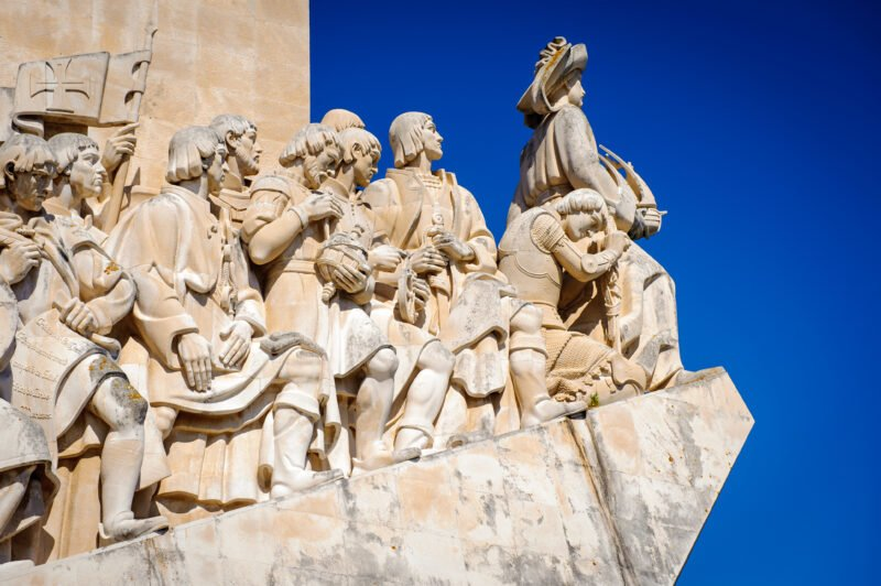 Stop For A Picture Stop At The Famous Discovery Monument During The Insider Lisbon City Tour
