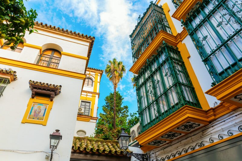 Stroll Through Beautiful Santa Cruz On The Women Of Seville Walking Tour