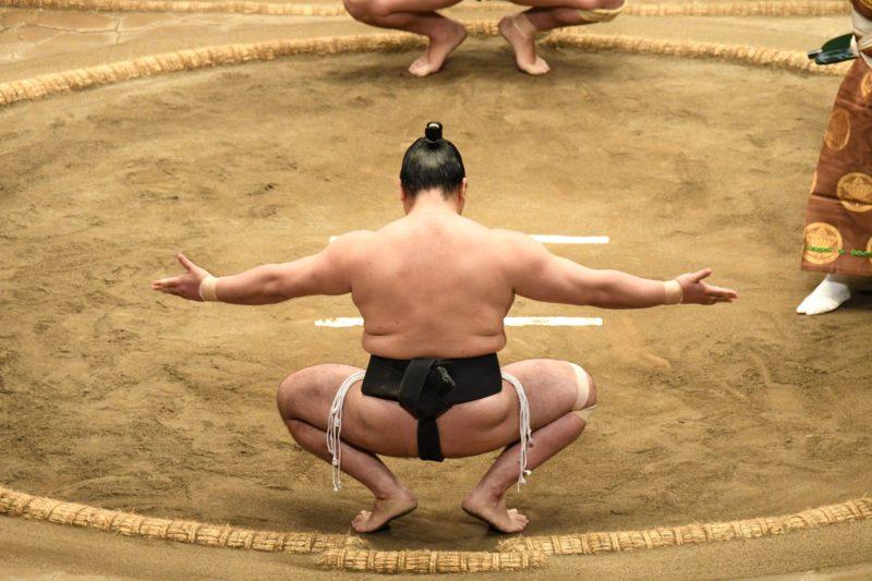 Sumo Experience In Tokyo