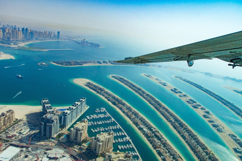 Take A Flight To Dubai!