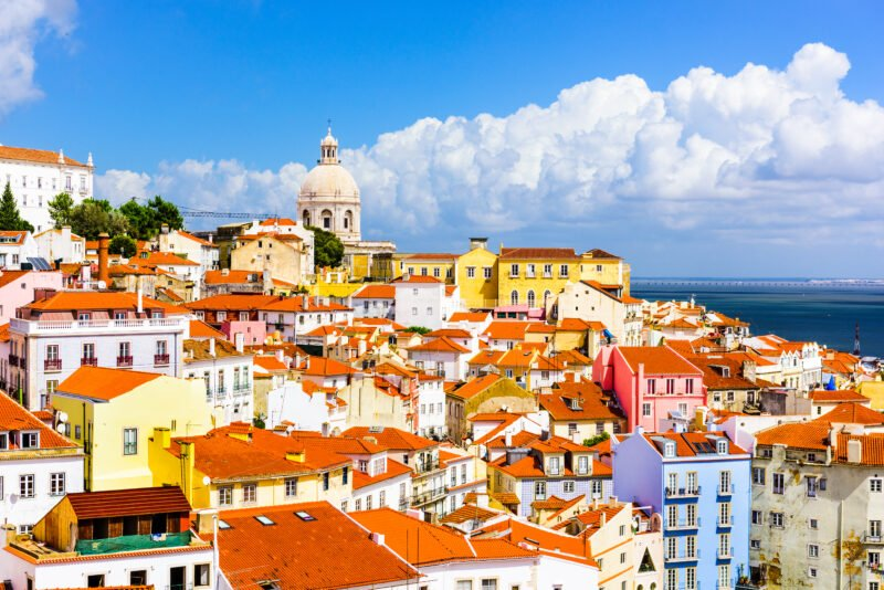 Take In The Views From The Alfama District On The Insider Lisbon City Tour