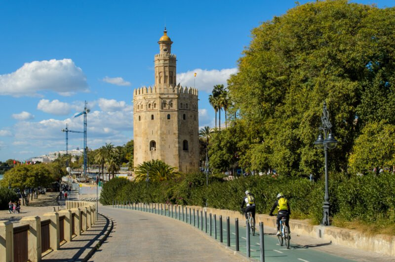 The Seville E Bike Tour Is A Great Tour To Learn More About The City!