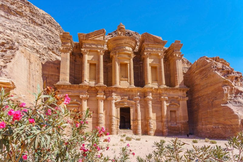 Today You Will Explore The Rose City Of Petra