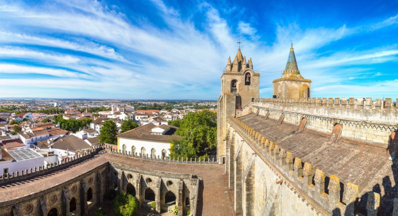 Today You Will Visit The Beautiful City Of Evora