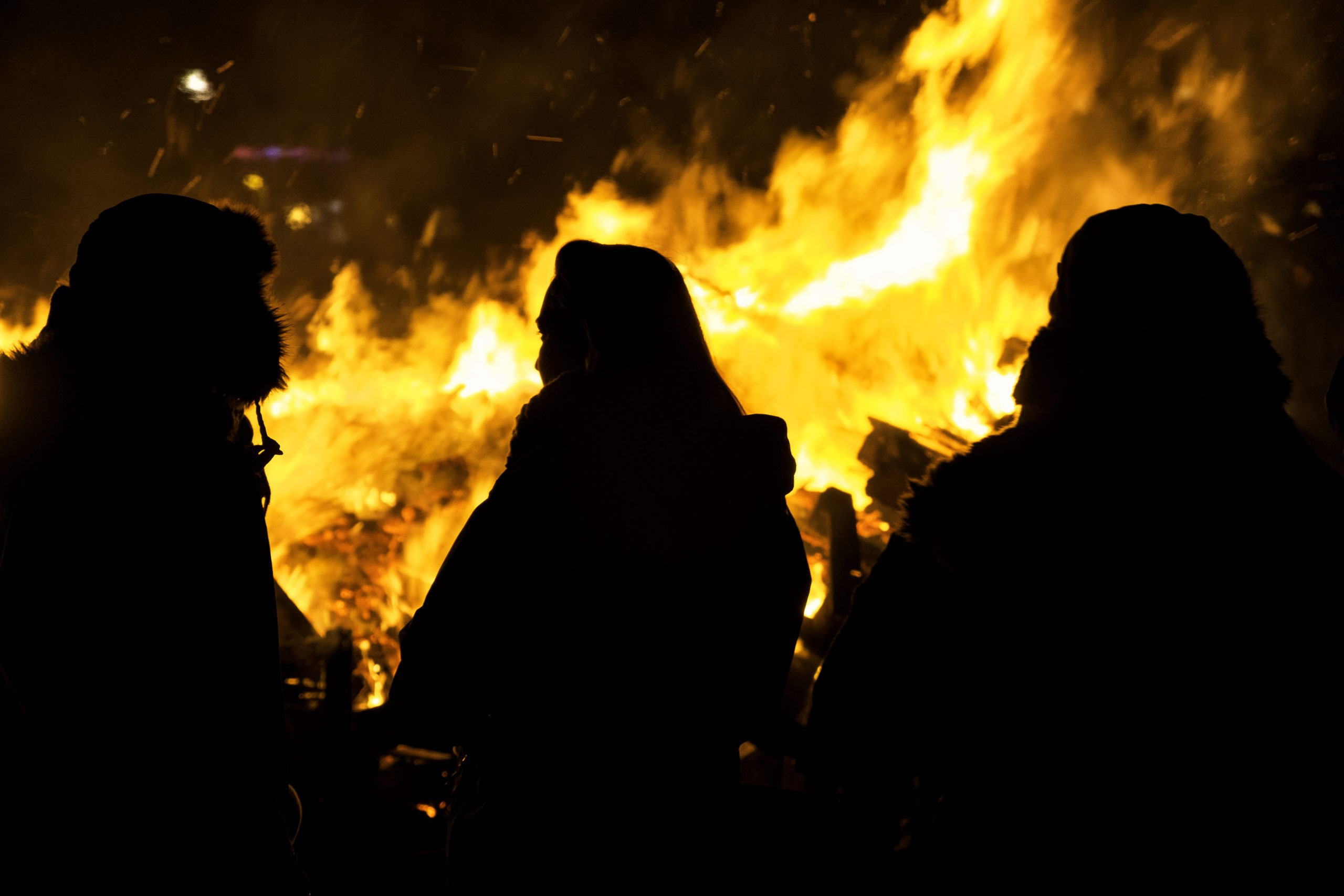Traditional Icelandic Holiday Experience In Our New Year's Eve Bonfire Tour