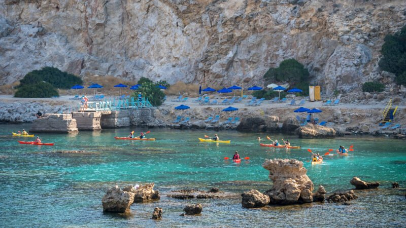 Venture Into Hidden Sea Caves In Our 3 Day Getaway Rhodes Tour