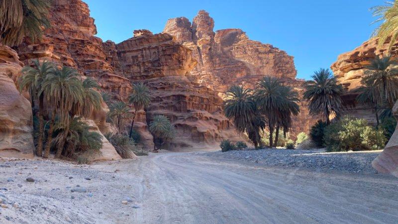 Visit Altubaiq Nature Reserve Near Tabouk