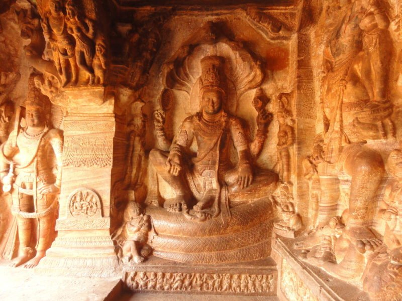 Visit Badami, Erstwhile Capital Of The Chalukya Kings In Our Bewitching Ruins Of Hampi And Badami Tour