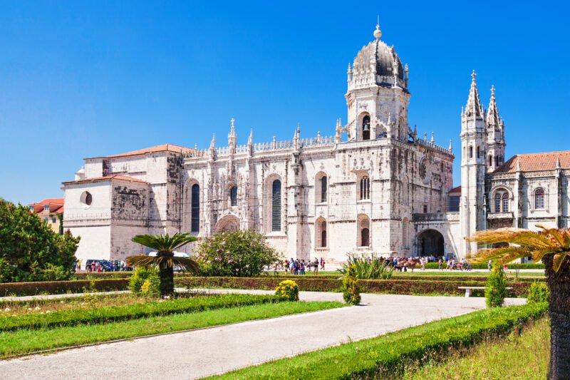 Visit Jeronimo's Monastery On The Insider Lisbon City Tour