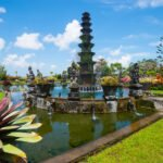 Visit Tirta Gangga Water Temple On The Balinese Local Homestay Experience In Bresela Village
