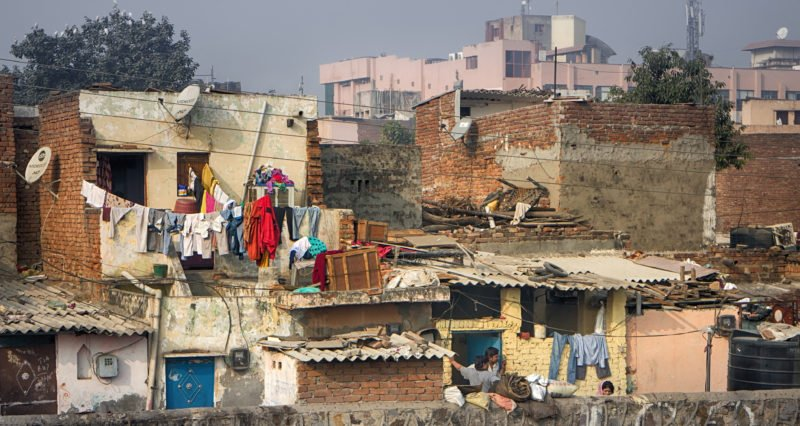Visit Small Scale Industries And Small Residences In Our Delhi Slum Tour
