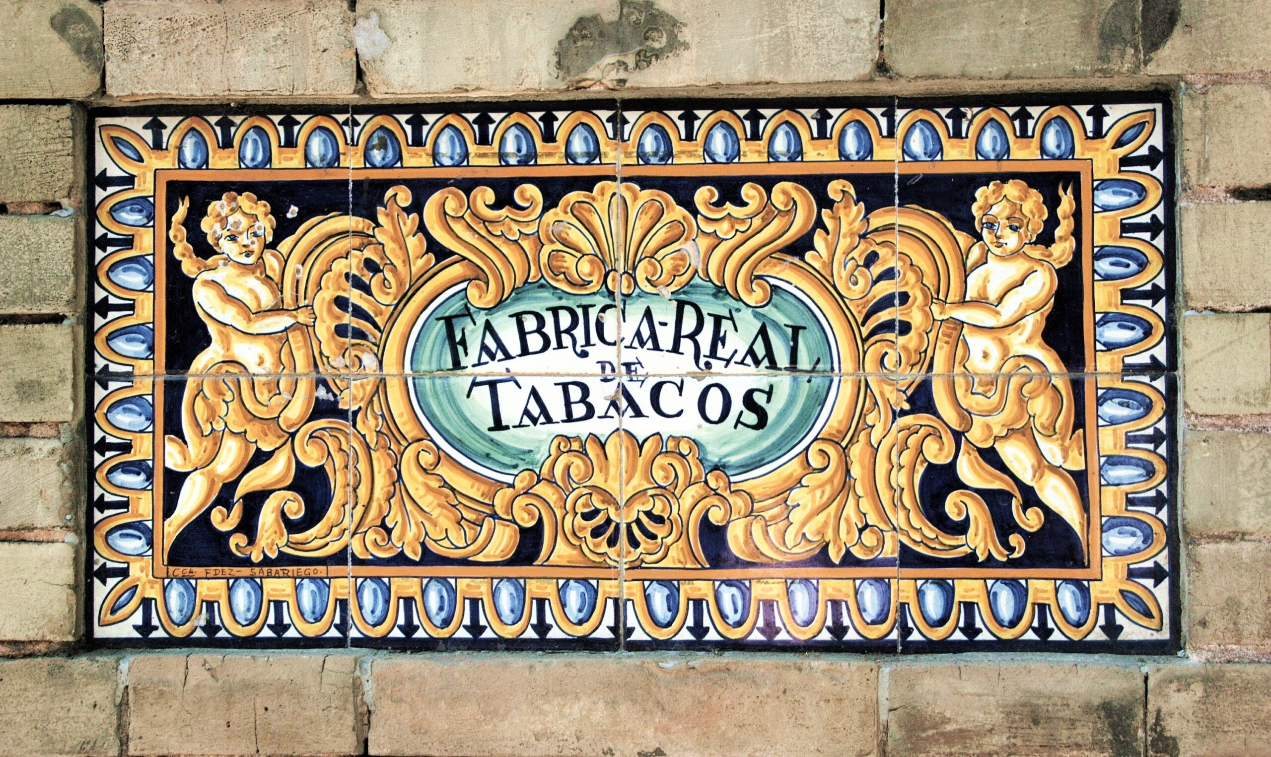 Visit The Old Tobacco Factory On The Women Of Seville Walking Tour