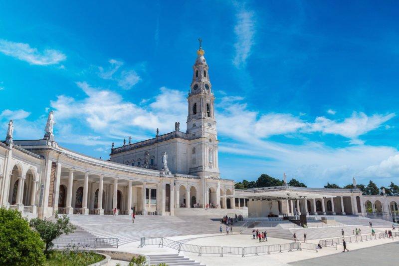 Visit The Sanctuary Of Fatima