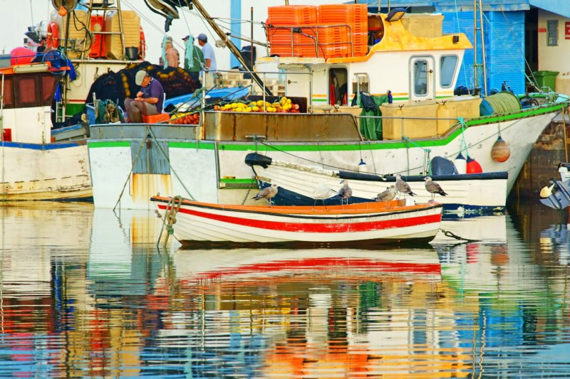 Visit The Beautiful Fisherman Towns On The Algarve