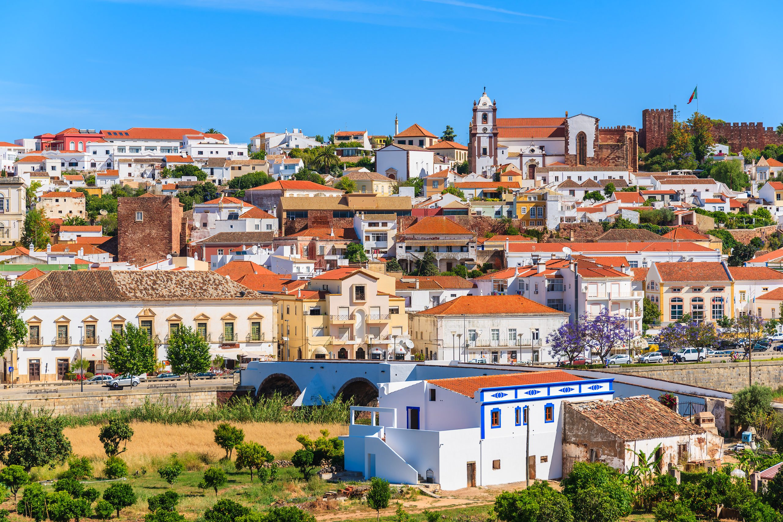 Visit The City Of Silves On The South Of Portugal 4 Day Package Tour