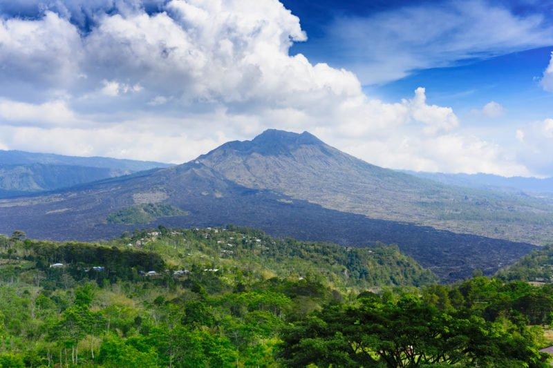 Visit The Famous Kintamani Volcano On The Ubud Wild Water Rafting & Kintamani Volcano Tour From Ubud, Sanur, Kuta, Jimbaran Bay, Seminyak, Legian, Nusa Dua, Uluwatu, Canggu, Denpa