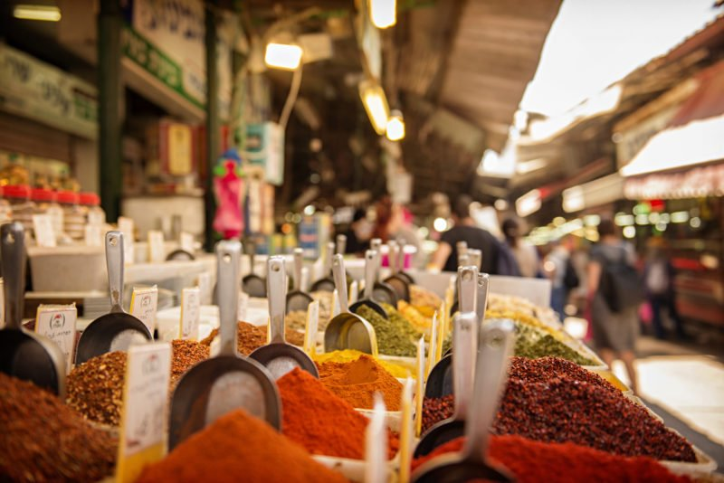 Visit The Market In Jerusalem