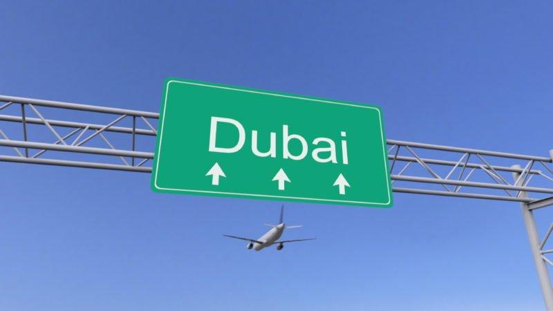 Welcome In Dubai!