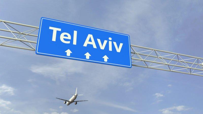 Welcome In Tel Aviv