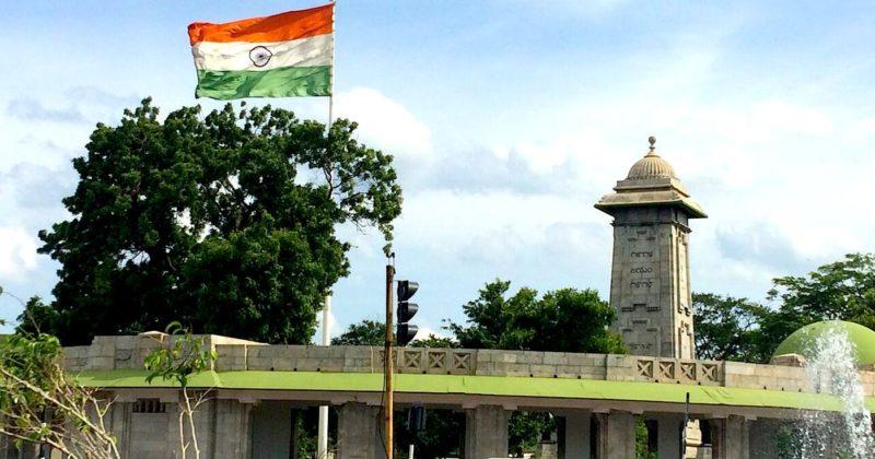 World War Memorial Site In Our Gems Of British Architecture Walking Tour In Chennai