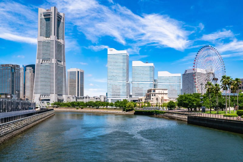 Yokohama Tour From Tokyo