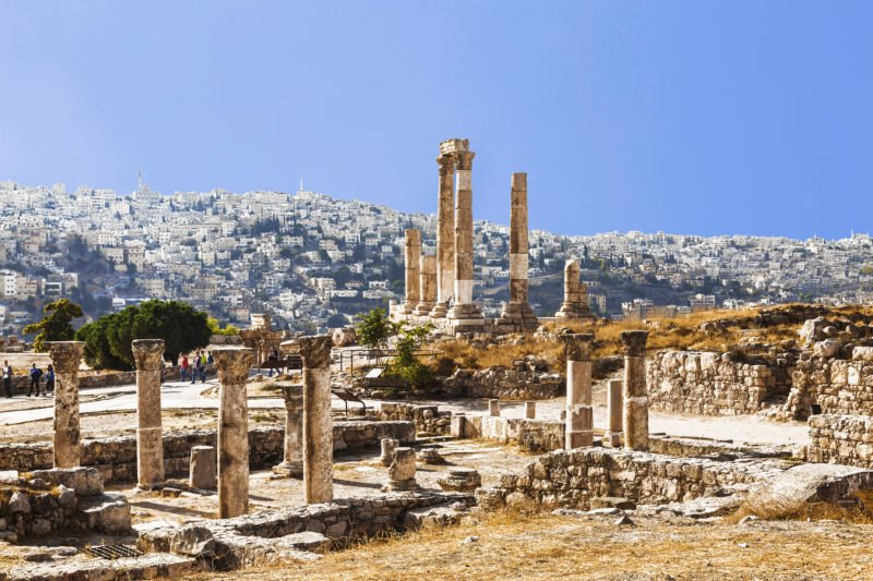 Discover Amman On The 10 Day Jordan, Dubai And Abu Dhabi Package Tour