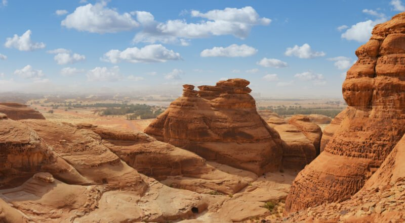 Discover The Beauty Of Alla Desert On The 4 Day Madain Saleh Tour From Eilat