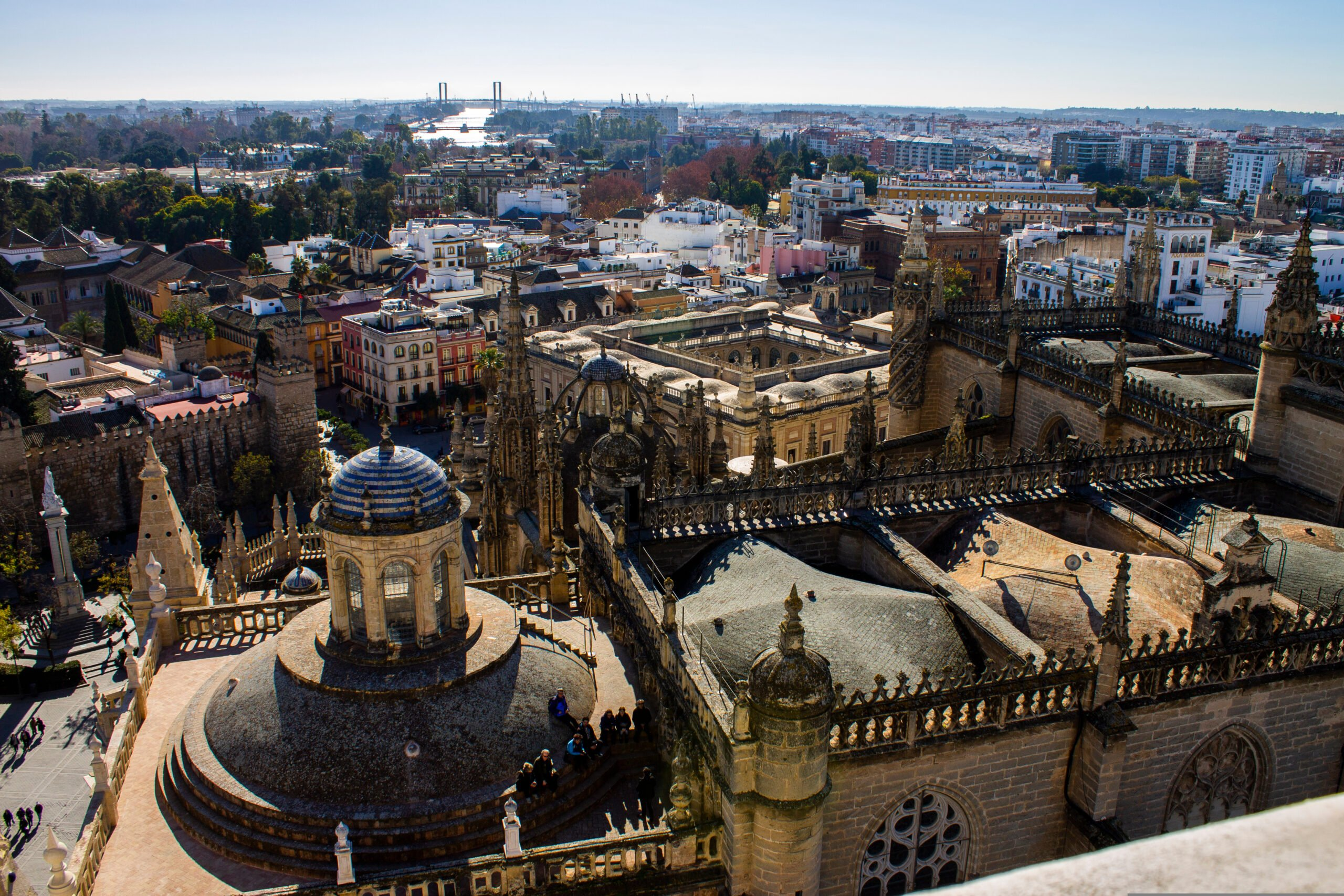 Explore Seville From Above On The Seville Rooftop Walking Tour