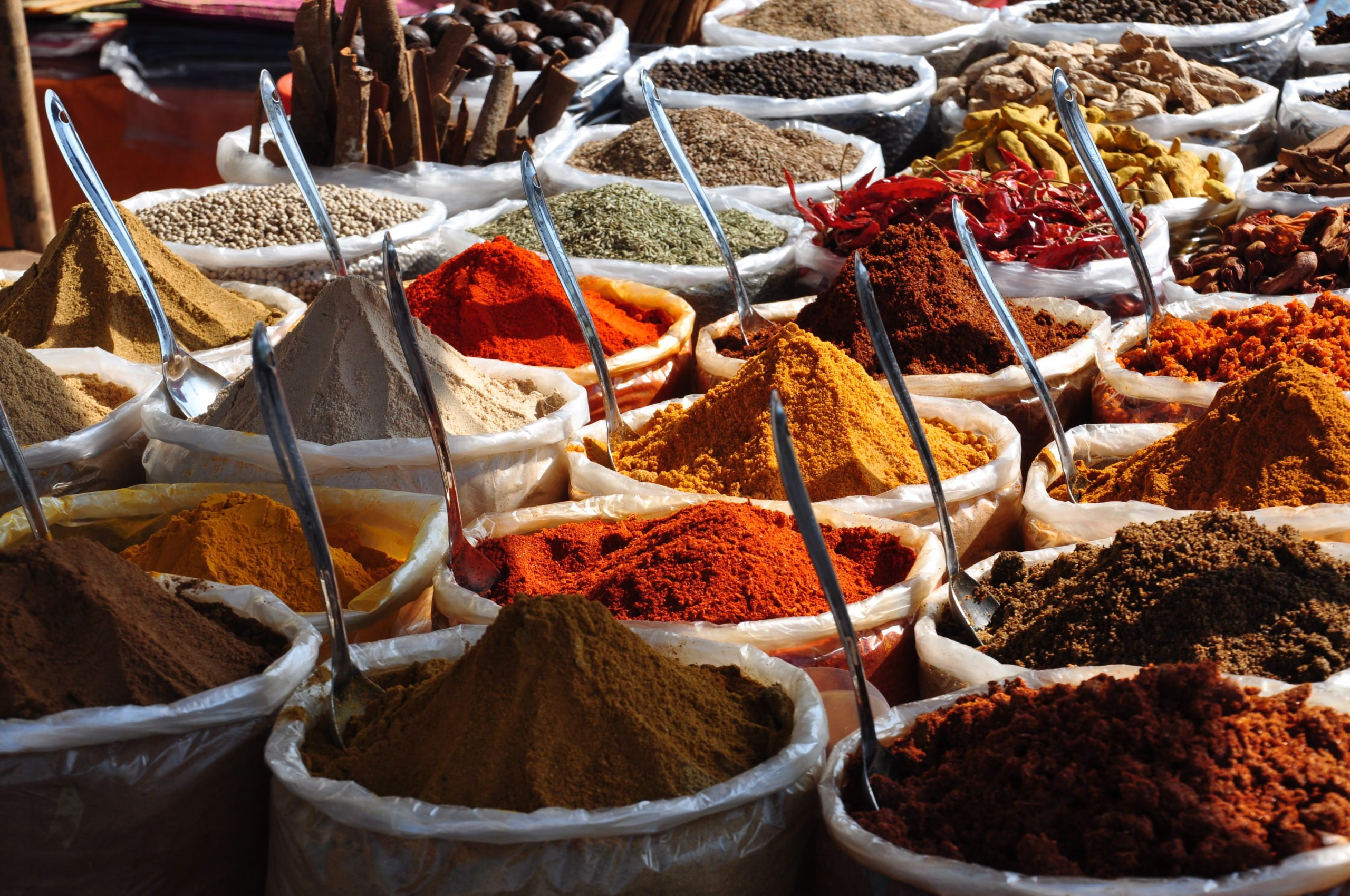 Explore The Local Market On The South India