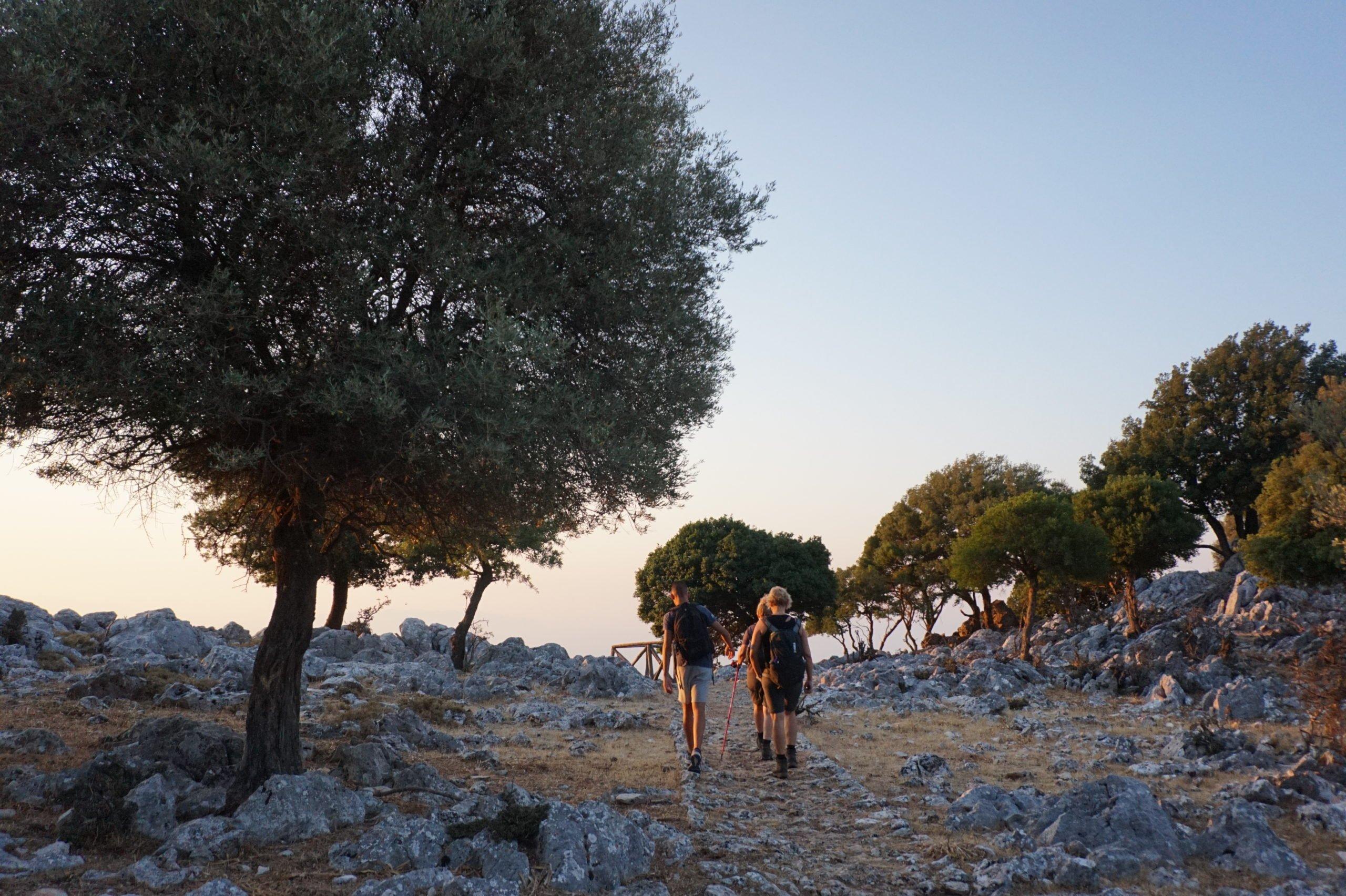 Explore The Third Biggest Mountain Of The Island In Our Profitis Ilias Sunset Hiking Tour