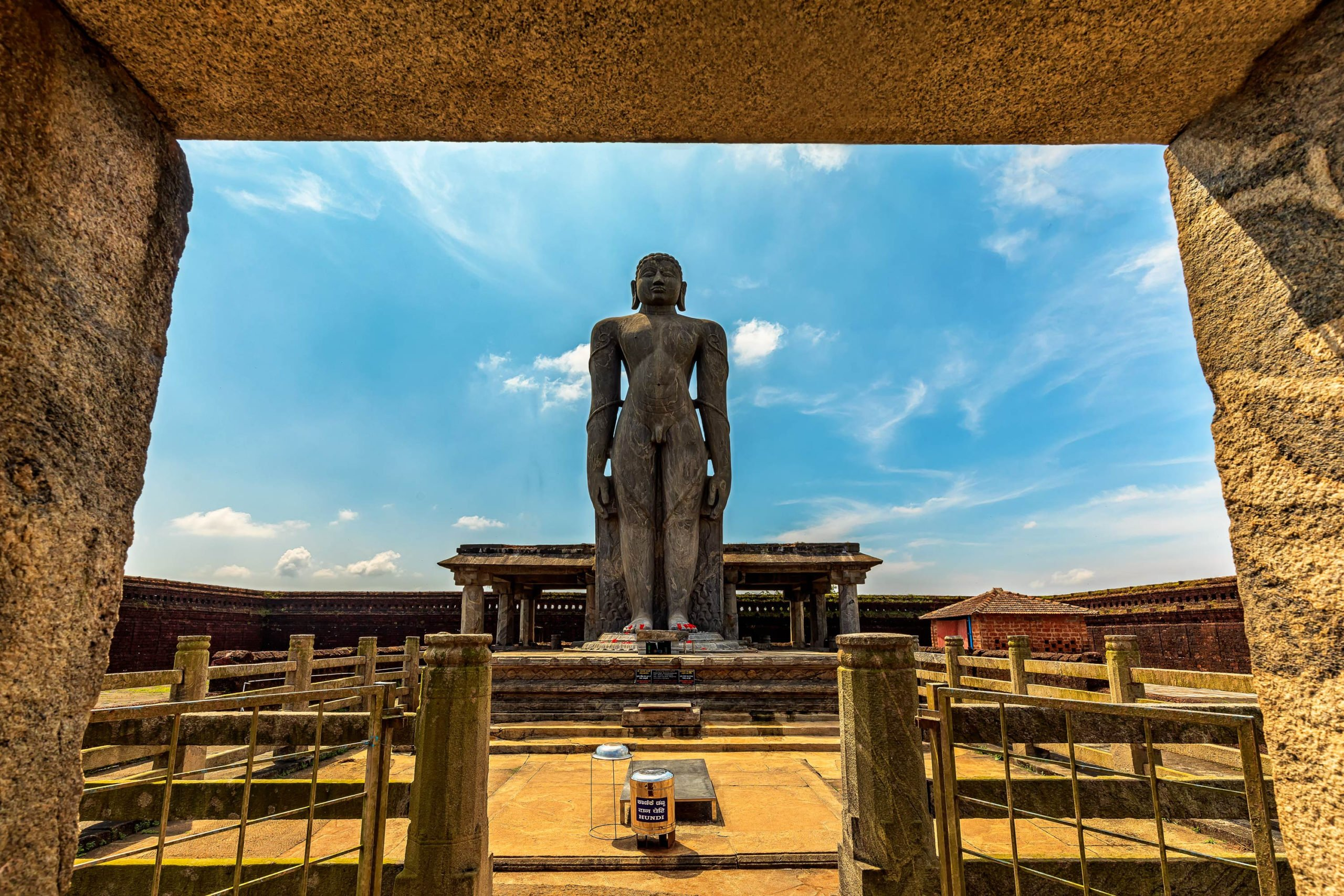Learn About The Key Tenets Of The Ancient Jain Religion With Its Emphasis On Compassion For All Living Things In Our Tour To The World's Tallest Monolithic Statue At Shravanabelagola
