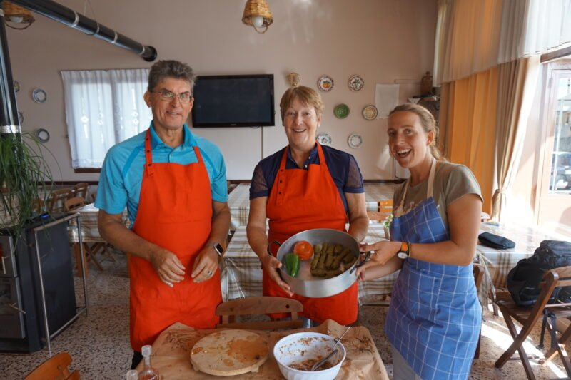 Learn About The Traditional Cuisine In Our Taste Of Rhodes Tour