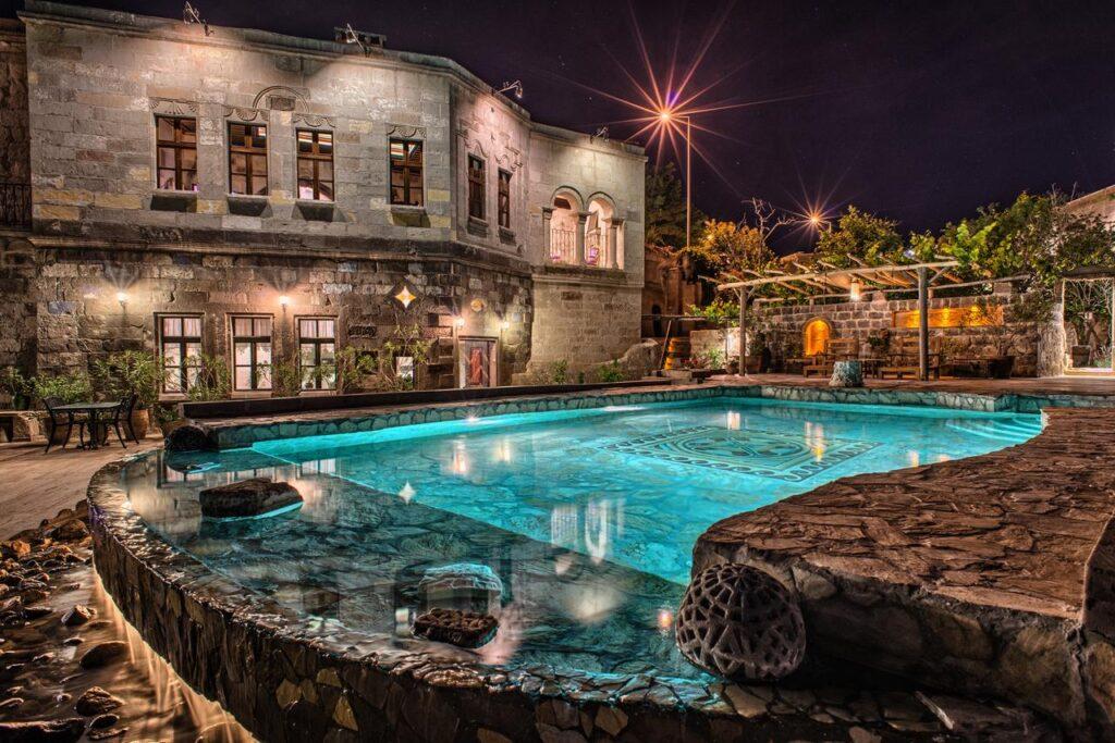 cappadocia luxury hotel
