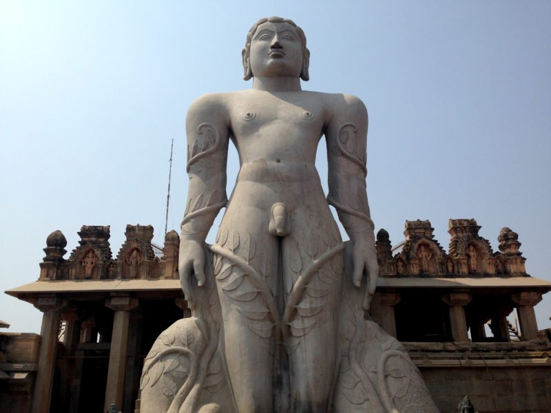 Observe The World's Tallest Statue Of Gomateshwara In Our Tour To World's Tallest Monolithic Statue At Shravanabelagola