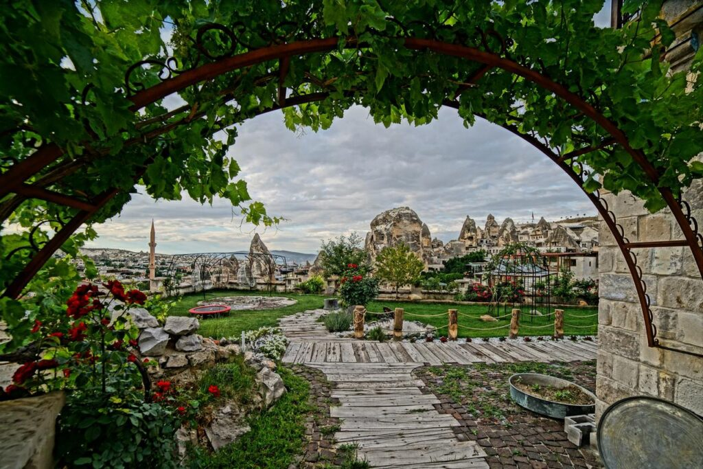 garden cappadocia