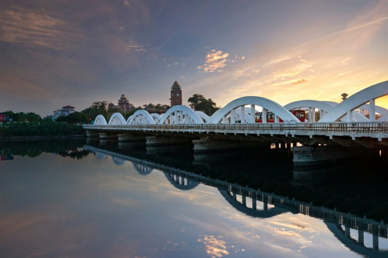 Discover The History Of Napier Bridge In Our Gems Of British Architecture Walking Tour In Chennai