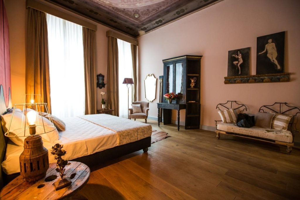 Where to stay florence