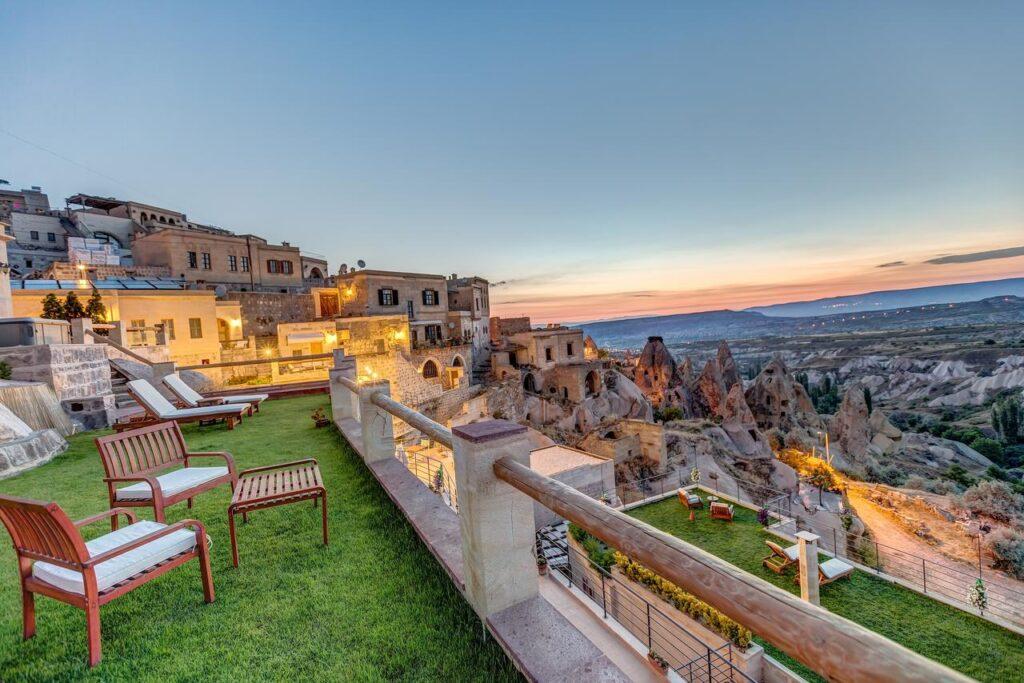 terraces cappadocia