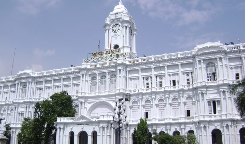 The Story Of Rippon Bulding In Our Gems Of British Architecture Walking Tour In Chennai