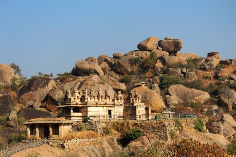 Visit Chitradurga Fort In Our Bewitching Ruins Of Hampi & Badami Tour