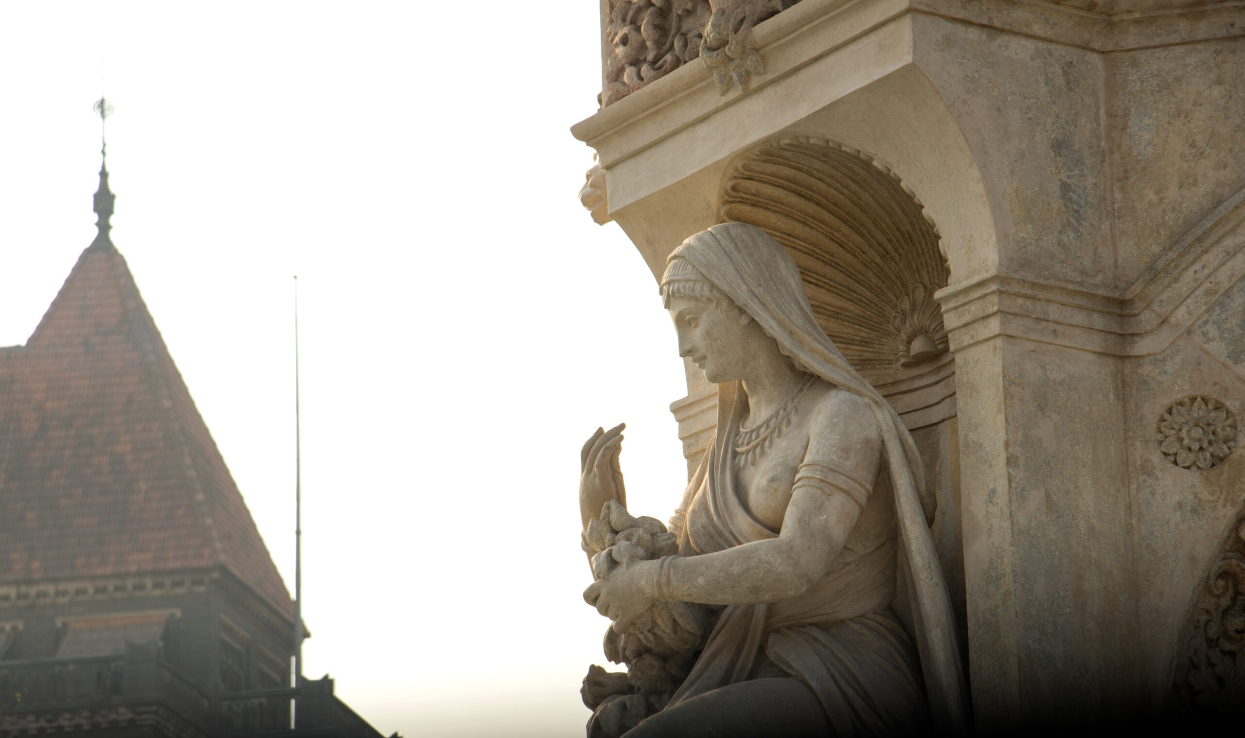 Visit Flora Fountain In Our Mumbai's Gothic And Art Deco Tour