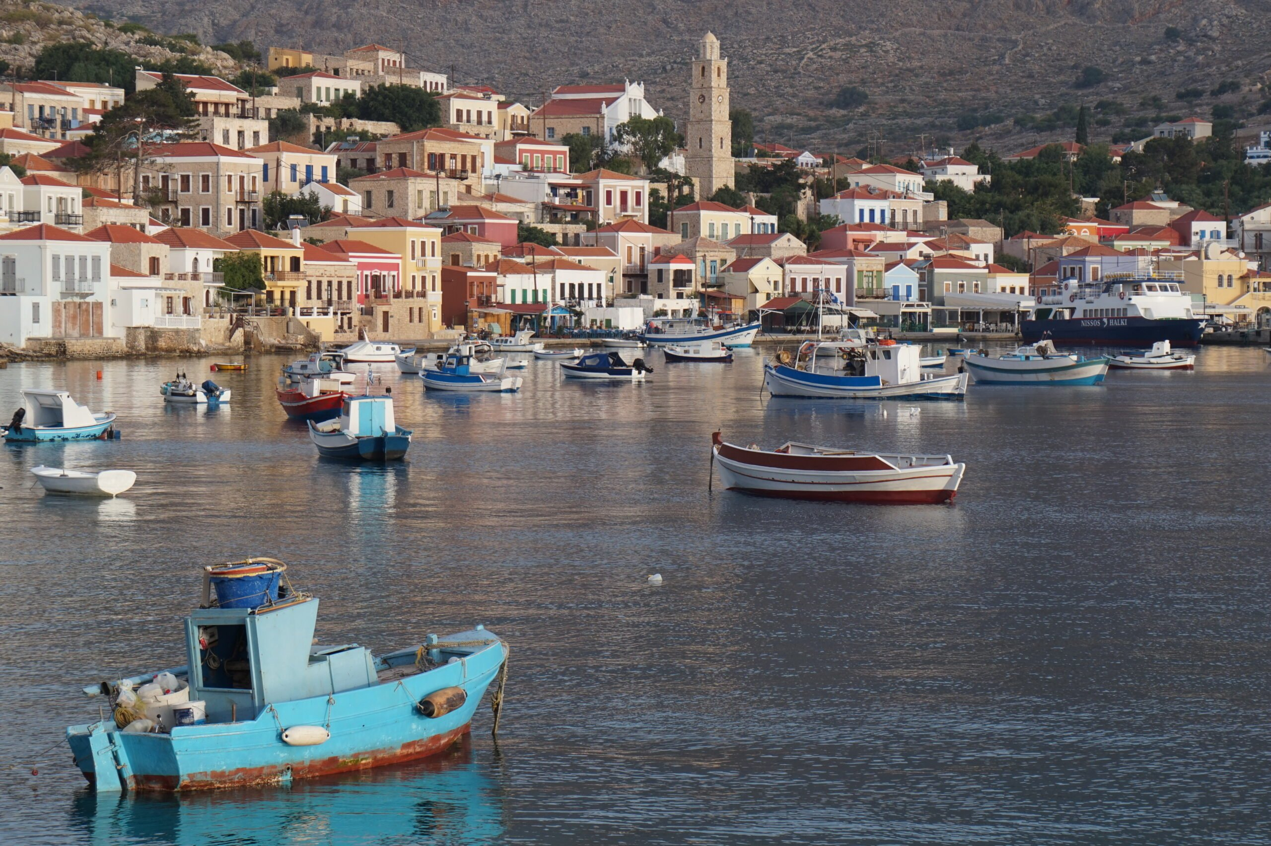 Visit Halki Village In Our 9 Day Island Hopping From Rhodes
