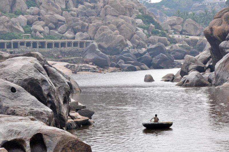 Visit Tungabhadra River In Our Bewitching Ruins Of Hampi & Badami Tour
