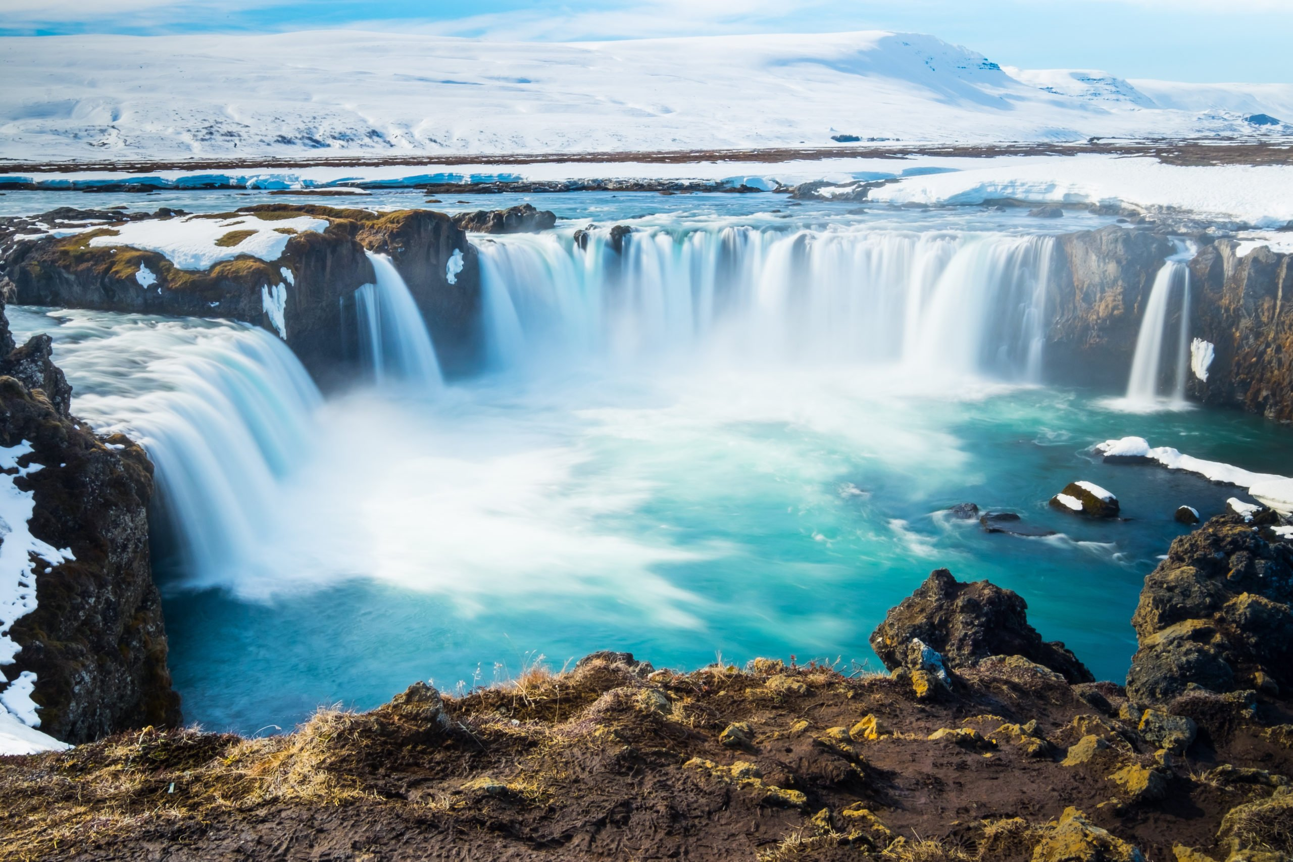 Visit The Gullfoss Waterfall In Our Golden Circle And Horse Riding Tour