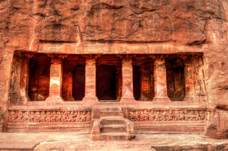 Visit The Amazing Rock Temple Of Badami In Our Bewitching Ruins Of Hampi And Badami Tour